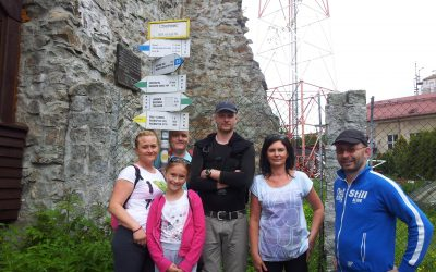 Chełmiec – Góry Wałbrzyskie