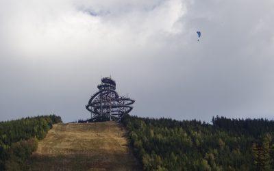 Ścieżka w obłokach – Dolni Morava, Czechy