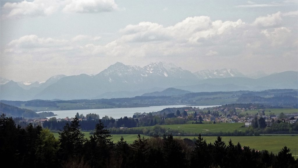 Majówka 2017 - góra Irrsberg Austria Ciekawe miejsca Relacje