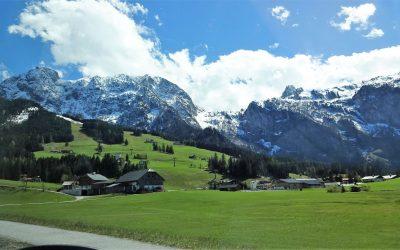 Majówka 2017 – z Winkl do Sankt Gilgen