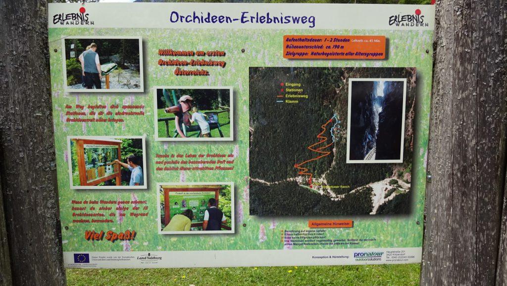 Wąwóz Vorderkaser , kraina cudów nautury Austria Ciekawe miejsca Relacje