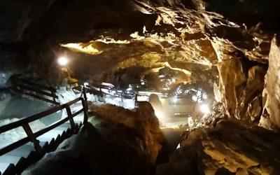 Jaskinia Lamprecht, kraina cudów natury – cz.2