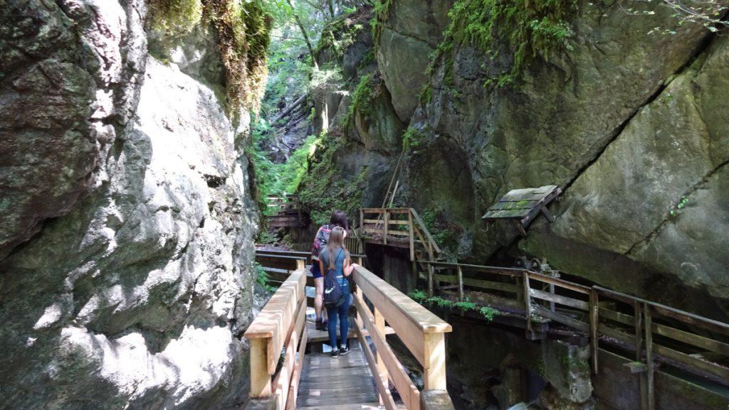 Wąwóz Seisenberg, kraina cudów natury – cz.3 Austria Ciekawe miejsca Relacje