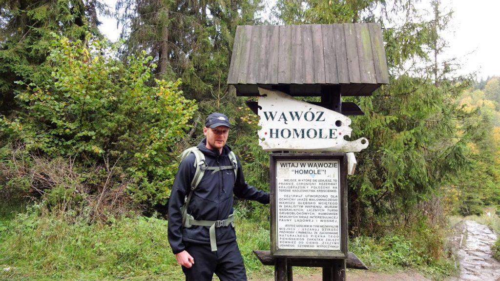 Wysoka - Pieniny - Korna Gór Polski Relacje