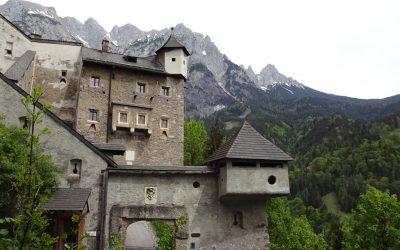 Zamek Hohenwerfen – Austria