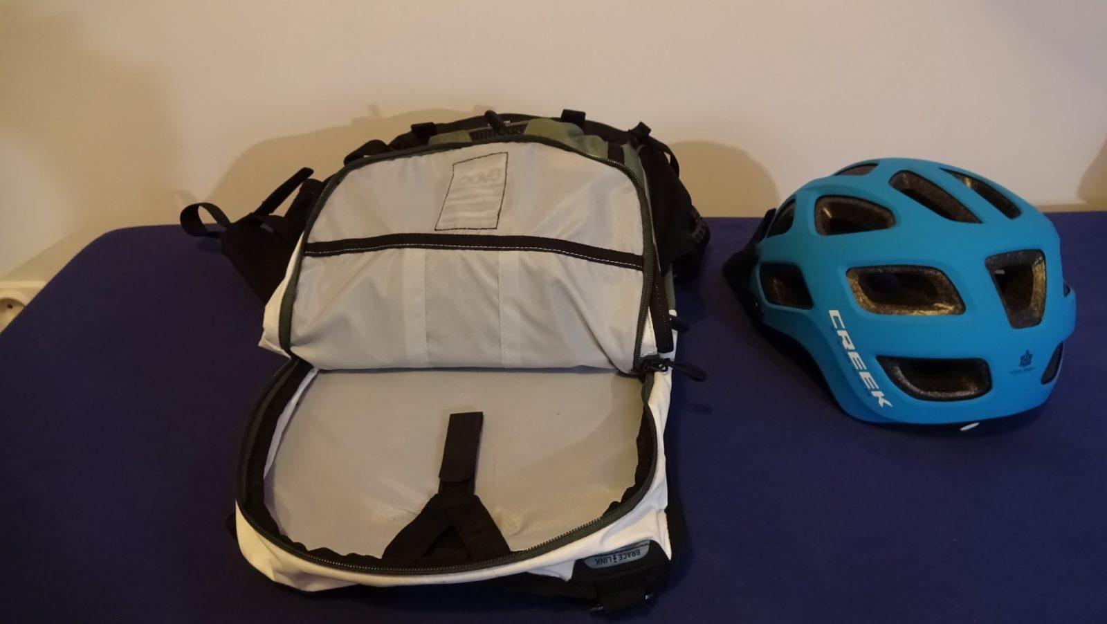 EVOC Stage 18 - plecak nie tylko na rower Gadżety i Testy