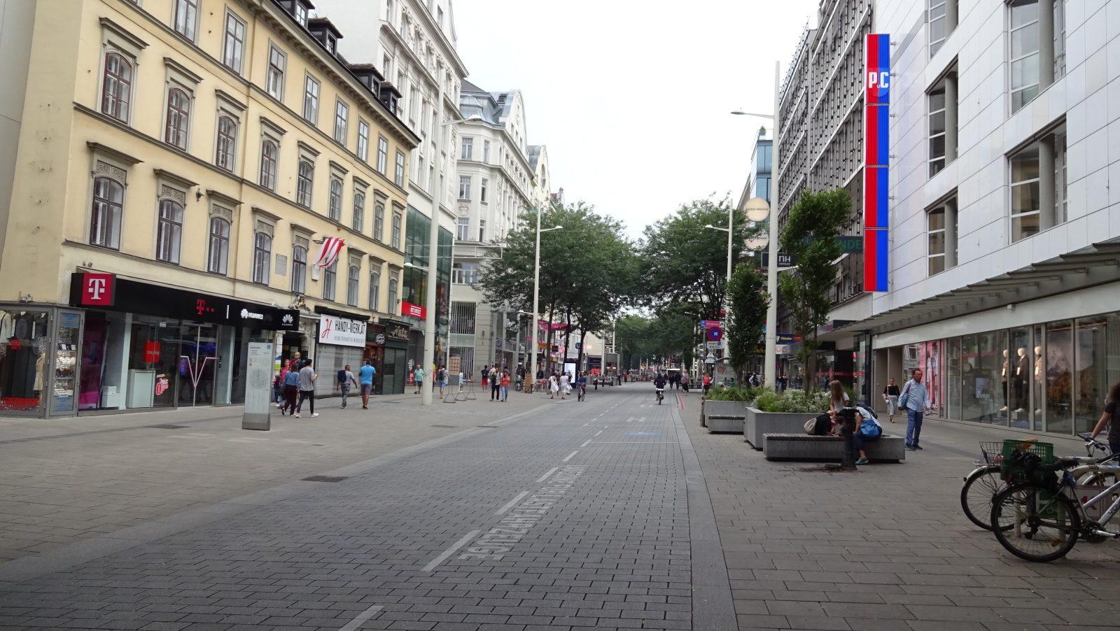 Wiedeń - na weekend. dzień 1 Relacje
