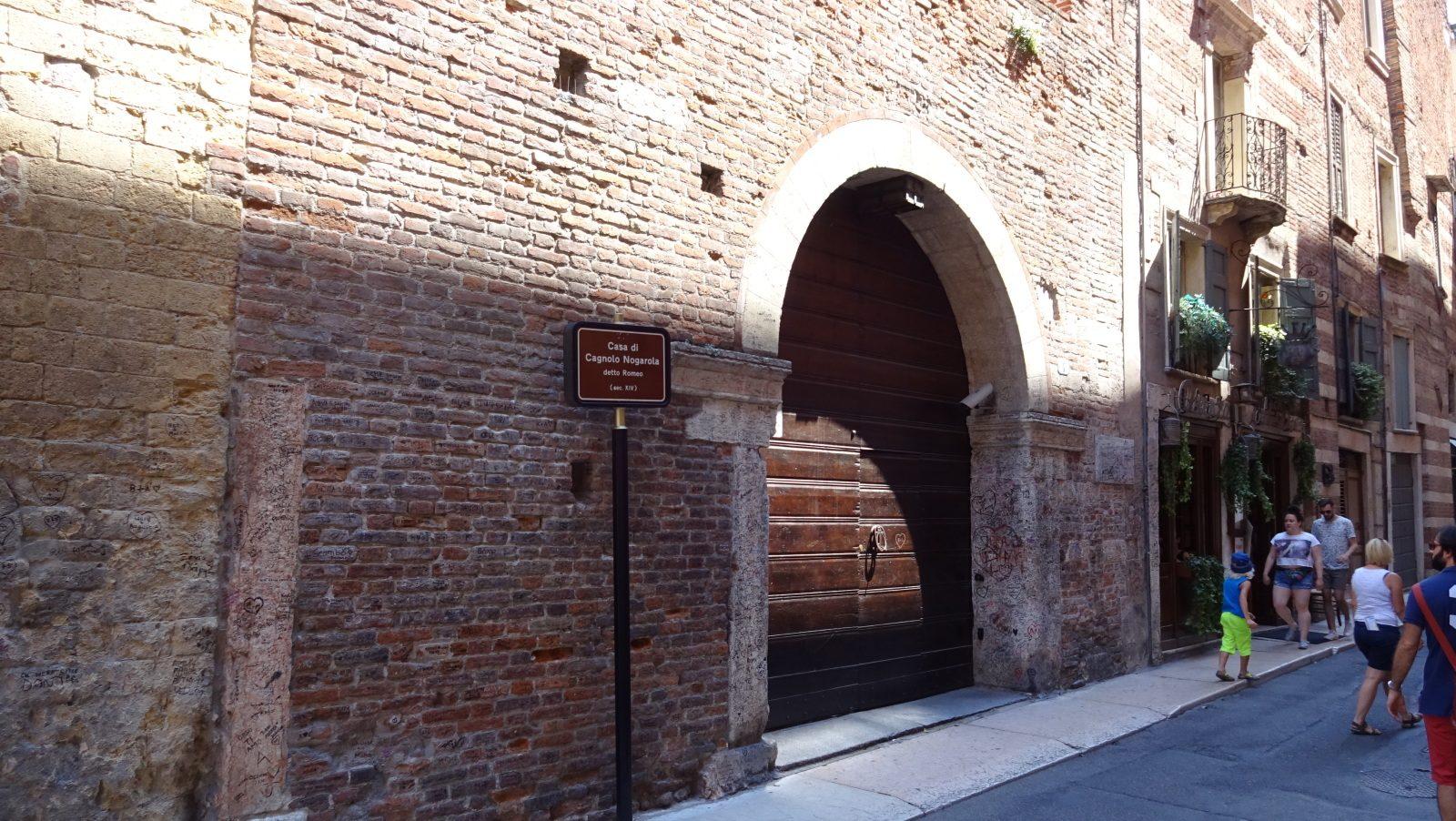 Werona - Włochy Relacje