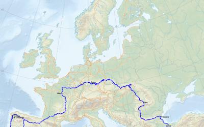 Europejski długodystansowy szlak pieszy E3