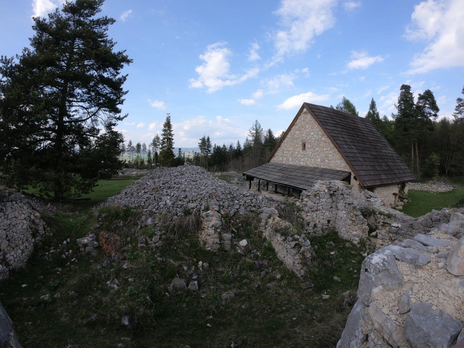 Słowacki Raj - Sucha Bela i Klastorisko Ciekawe miejsca Relacje Słowacja