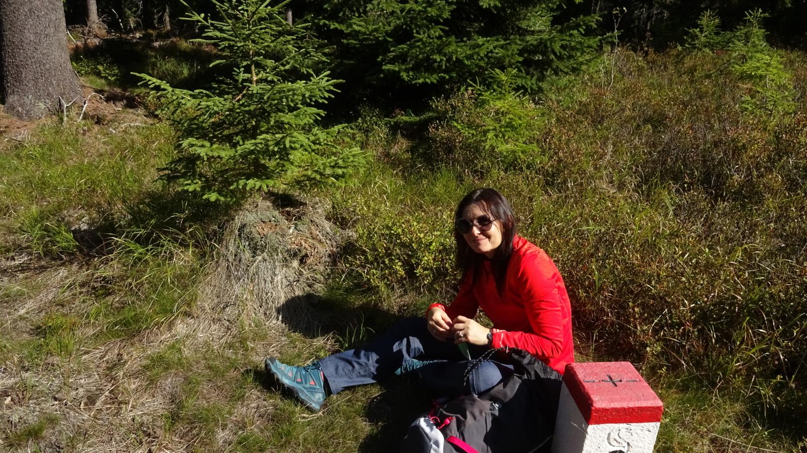 Orlica - Góry Orlickie Relacje