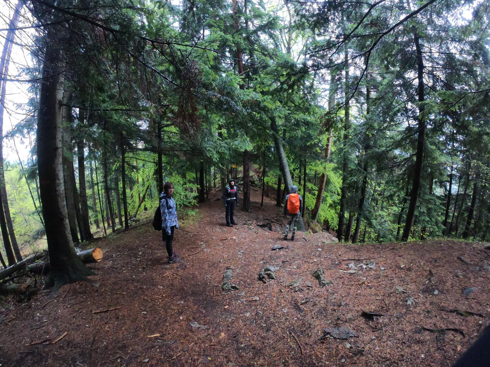 Słowacki Raj - Przełom Hornadu Ciekawe miejsca Relacje Słowacja