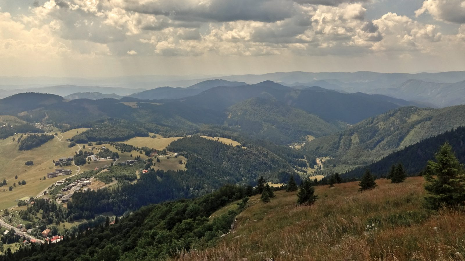 Wielka Fatra - Zvolen 1402 m Relacje
