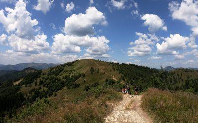 Wielka Fatra – Zvolen 1402 m